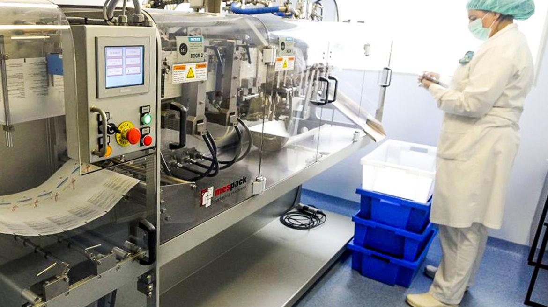 Laboratório Militar inicia fabrico de medicamentos para o SNS