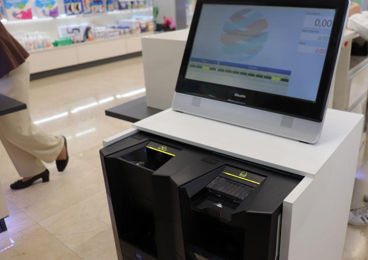 Sistema de pagamento – Gestão de numerário